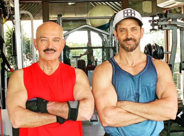 BREAKING Hrithik Roshan reveals dad Rakesh Roshan diagnosed with early stage of squamous cell carcinoma