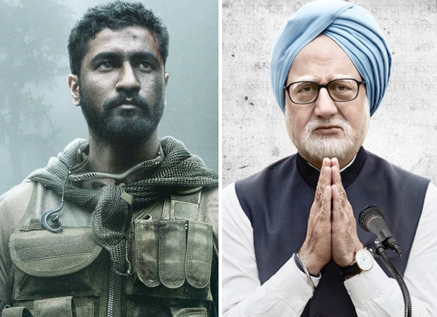 Box Office Prediction Uri and The Accidental Prime Minister to see fair opening in range of Rs. 3-4 cr