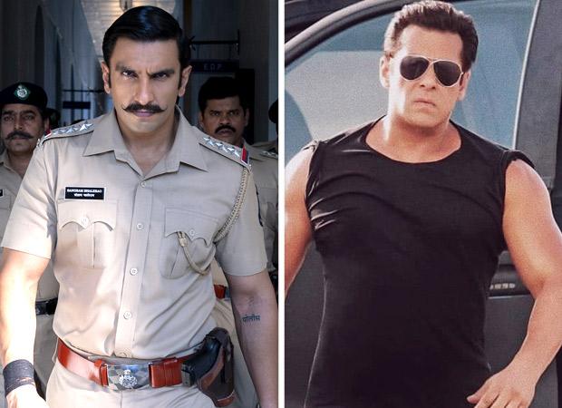 Box Office Ranveer Singh's Simmba beats Salman Khan's Race 3; becomes 3rd highest opening week grosser of 2018