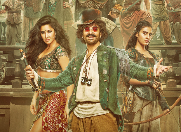China Box Office: Thugs of Hindostan collects USD 0.16 million on Day 10; total collections at Rs. 59.60 cr