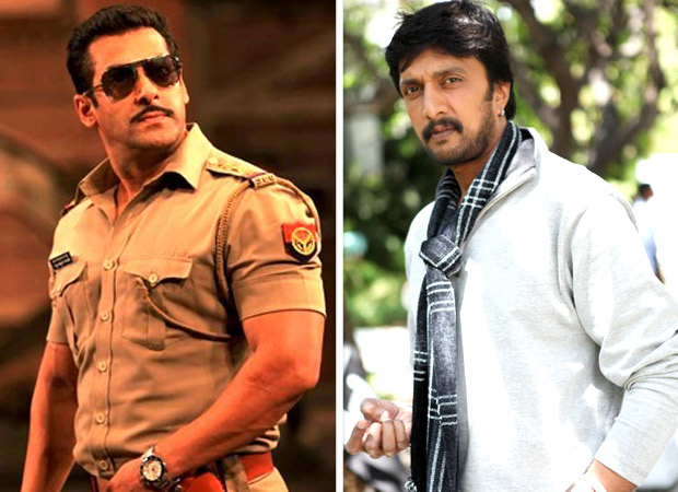 Dabangg 3 After Prakash Raj, another South actor to play antagonist in the Salman Khan film and it is none other than Makkhi fame Sudeep