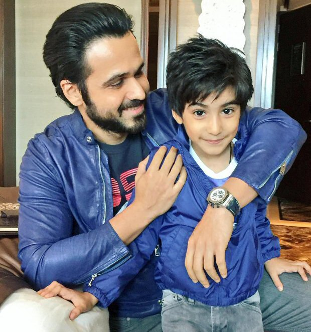 Emraan Hashmi reveals his son Ayaan is cancer free after five years
