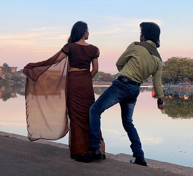 FIRST LOOK: Rajkummar Rao and Fatima Sana Shaikh in an evergreen pose in the first glimpse from Anurag Basu's next