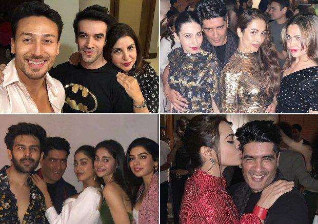 INSIDE PICS & VIDEO Kartik Aaryan, Ananya Pandey, Janhvi Kapoor, Khushi Kapoor, Parineeti Chopra, Sonakshi Sinha and others party the night away