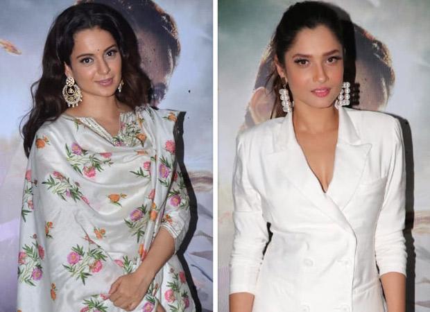 Kangana Ranaut steals 'friend' Ankita Lokhande's moment of glory
