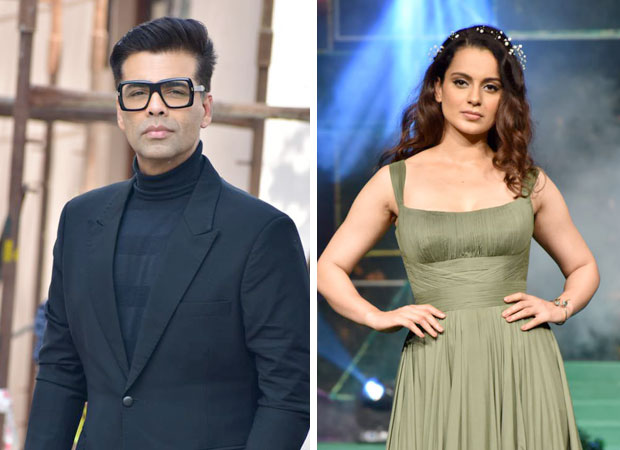 Karan Johar willing to work with Kangana Ranaut, claims that emotions won't come in the way of business