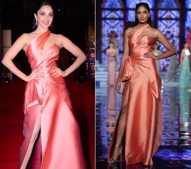 Kiara Advani in Monisha Jaising for Zee Cine Awards Telugu 2018 (8)
