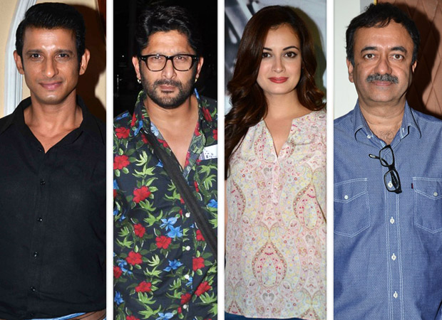 Me Too Sharman Joshi, Arshad Warsi, Dia Mirza back Rajkumar Hirani, call him a thorough GENTLEMAN