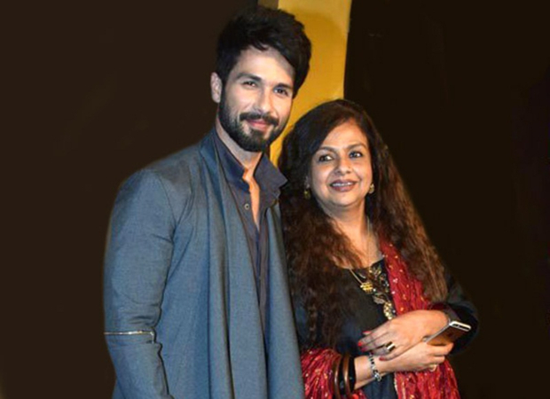 Neelima Azim reveals how a young Shahid Kapoor stood up to a stalker to protect her (Watch Video)