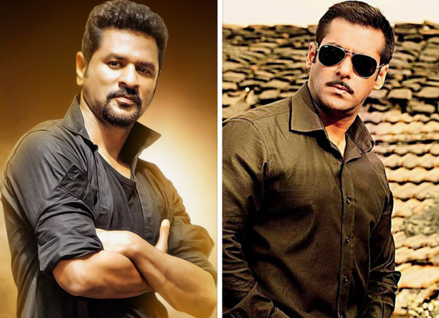 PADMA SHRI Prabhu Dheva gears up for Dabangg 3 with Salman Khan