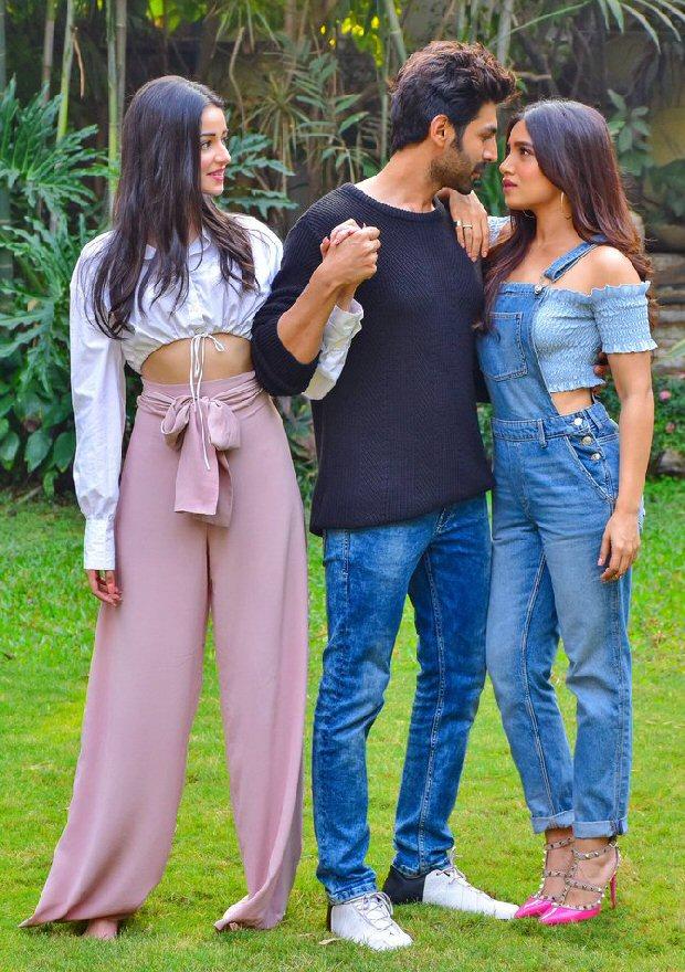 Pati, Patni Aur Woh Remake Bhumi Pednekar joins Kartik Aaryan and Ananya Pandey in the film