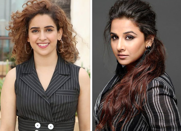 SCOOP Sanya Malhotra to star alongside Vidya Balan in Shakuntala Devi biopic