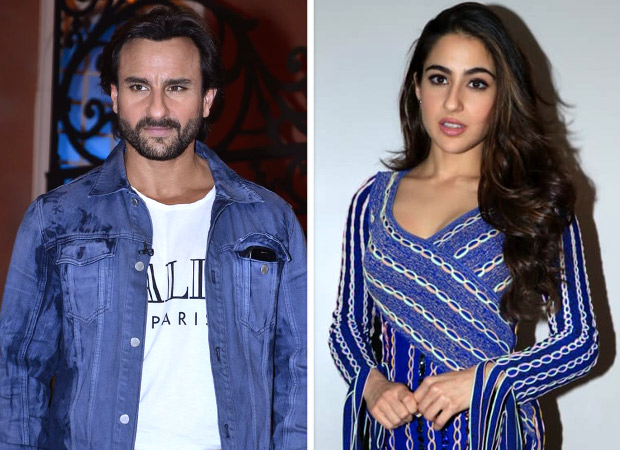 Saif Ali Khan asks Sara Ali Khan to slow down her media coverage