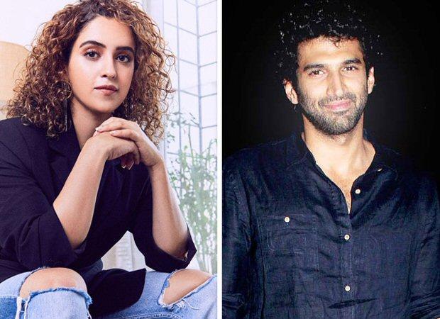 Sanya Malhotra to feature alongside Aditya Roy Kapur in Anurag Basu's next