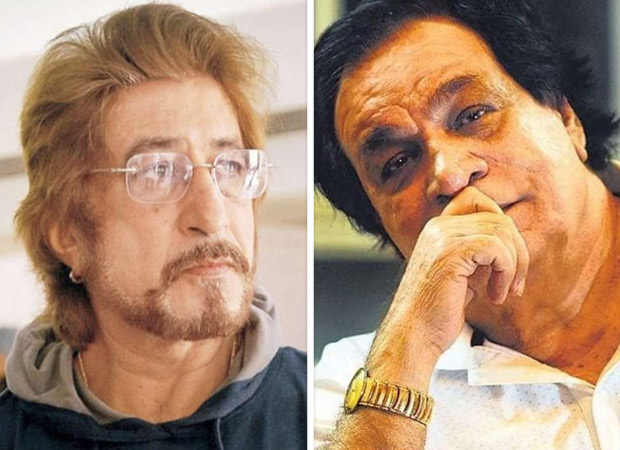 Shakti Kapoor says Kader Khan felt lonely for the last decade, no one from industry visited him during his illness