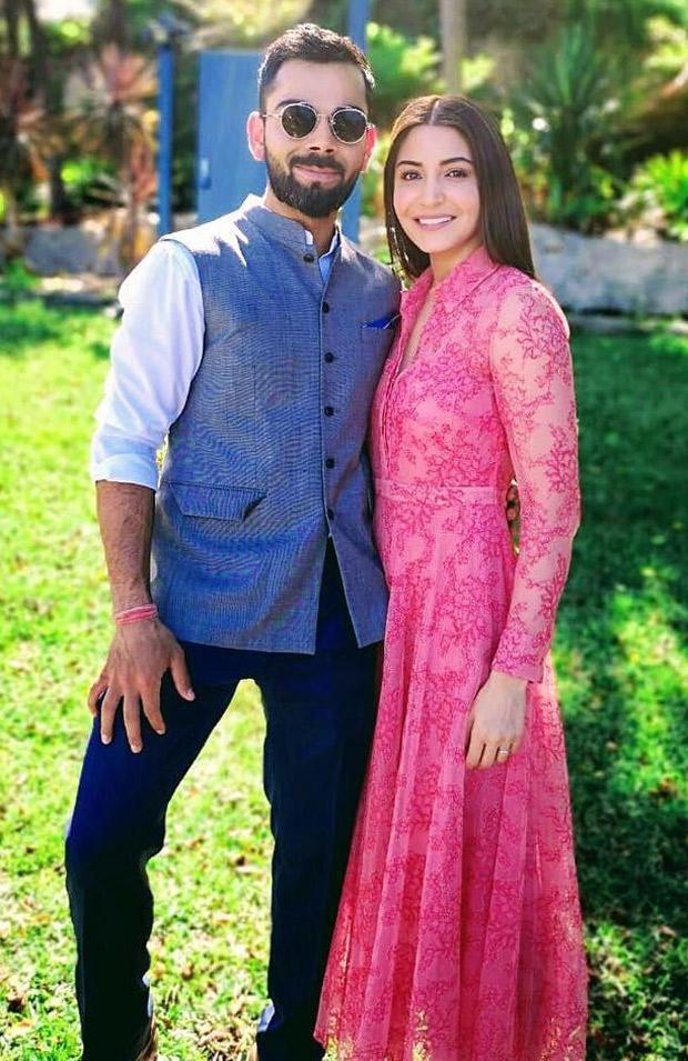 """So proud of you my love"" - Anushka Sharma celebrates Virat Kohli and Team India's ODI series win against Australia"