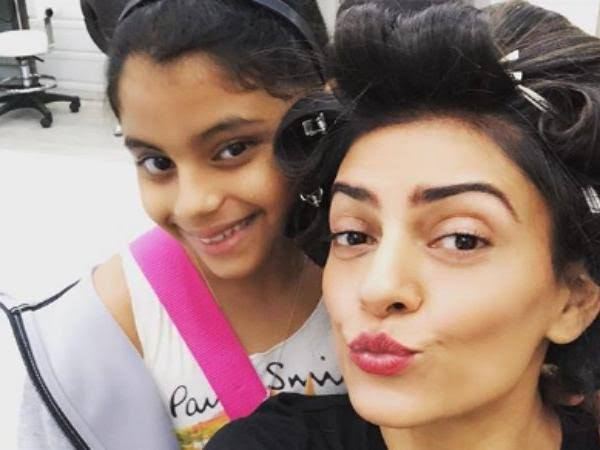 Sushmita Sen's daughter Alisah shares a powerful message about HONESTY and we're inspired! (Watch video)