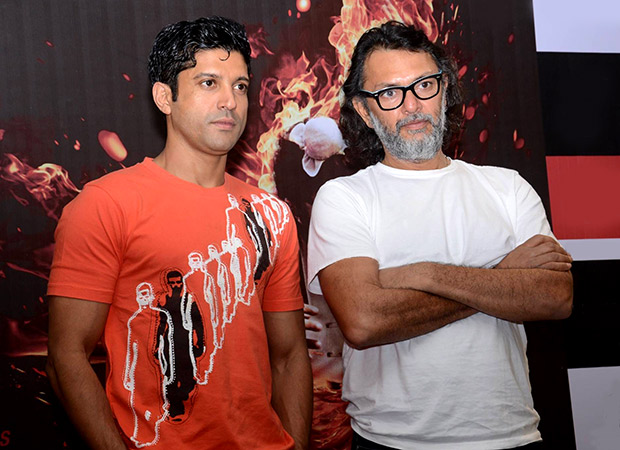 TOOFAN After Bhaag Milkha Bhaag, Farhan Akhtar and Rakeysh Omprakash Mehra reunite for another film and this time it is about BOXING!