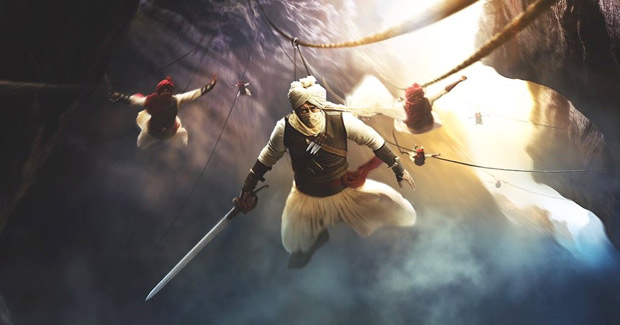 Taanaji – The Unsung Hero: Ajay Devgn's look from the film that released on New Year looks fierce and powerful!