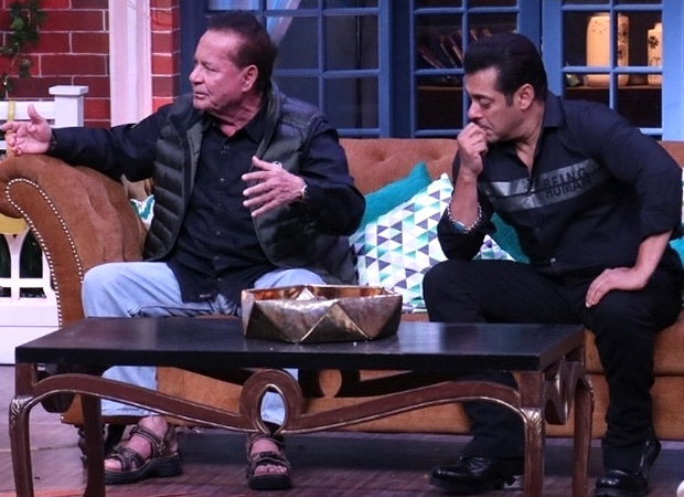 The Kapil Sharma Show - Salim Khan DISCLOSES that Salman Khan and his brothers passed exams with leaked papers