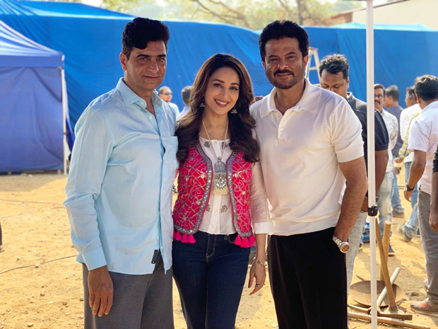 Total Dhamaal Anil Kapoor and Madhuri Dixit wrap up shoot of Indra Kumar's quirky comedy-01