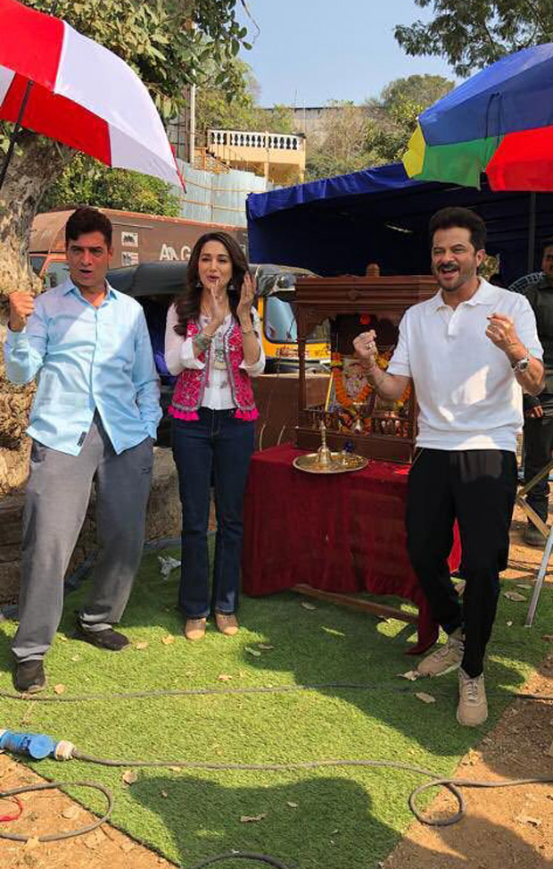 Total Dhamaal Anil Kapoor and Madhuri Dixit wrap up shoot of Indra Kumar's quirky comedy