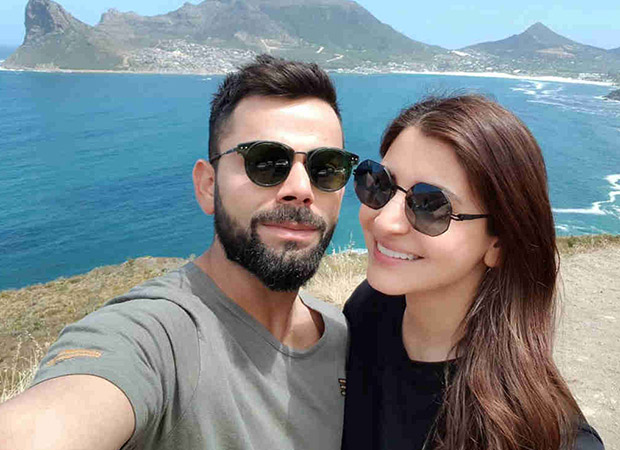 Virat Kohli makes a cute puppy face for Anushka Sharma and she can't get enough of it (watch video)