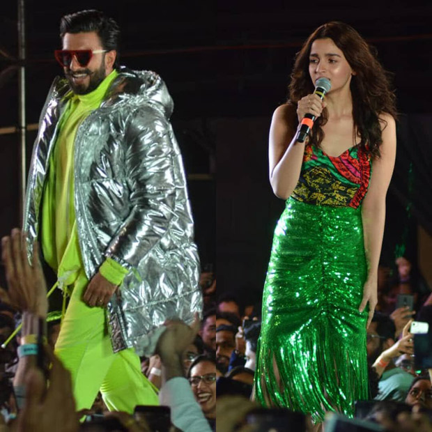 WATCH Ranveer Singh, Alia Bhatt, Divine, Naezy, Siddhanth Chaturvedi and others create a storm at Gully Boy music launch