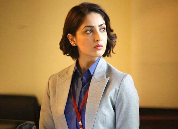 Yami Gautam is happy with the immense success of Uri, celebrates her second 100 crore film!