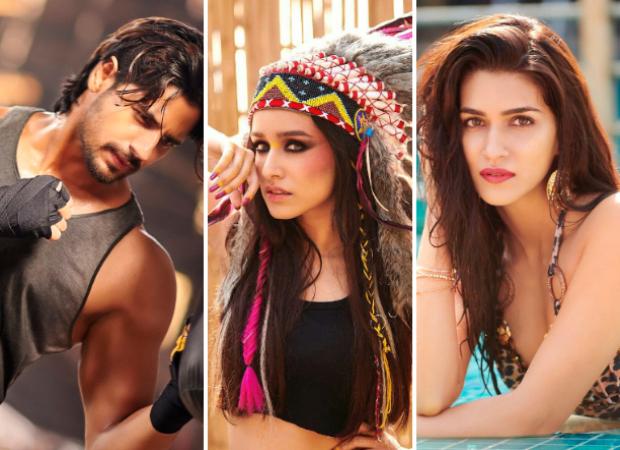 Glimpse of Dabboo Ratnani Calendar 2019 – Vidya Balan, Kartik Aaryan, Kriti Sanon, Tiger Shroff, Sidharth Malhotra, Sonakshi Sinha, Shraddha Kapoor and Kiara Advani unveil their looks