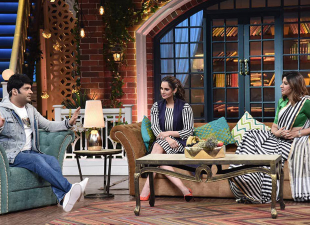 The Kapil Sharma Show 2 – Sania Mirza demands Kapil return her utensils and this is the REASON!