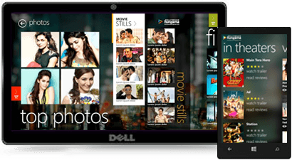 Bollywood Hungama for Windows