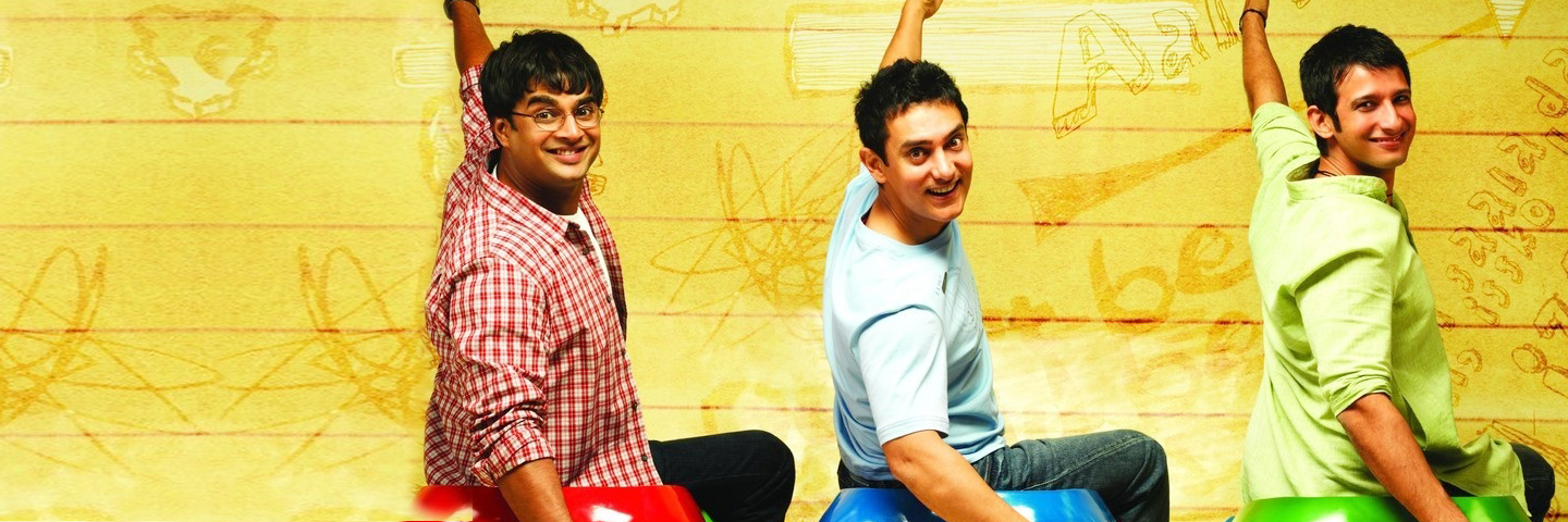 3 idiots characters and their roles