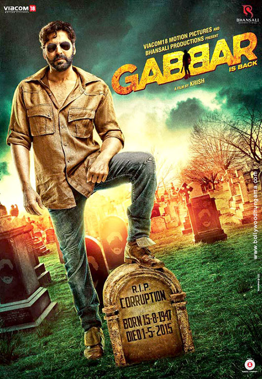 Gabbar Is Back Songs, Images, News, Videos & Photos