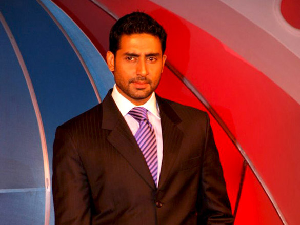 Abhishek Bachchan at 'National Bingo Night' media meet