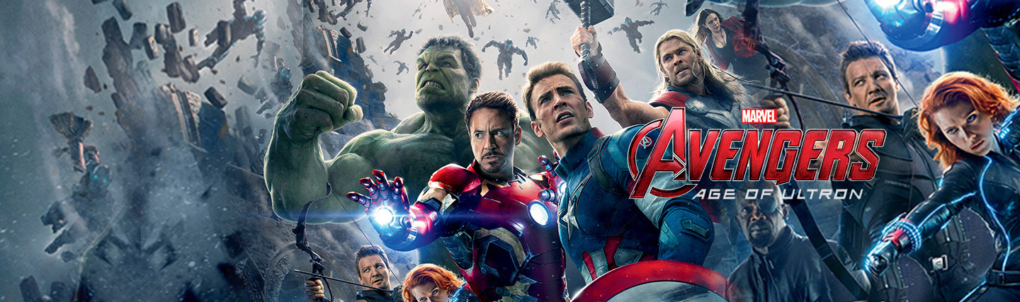 Avengers: Age Of Ultron (English)