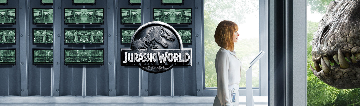 Jurassic World (English)