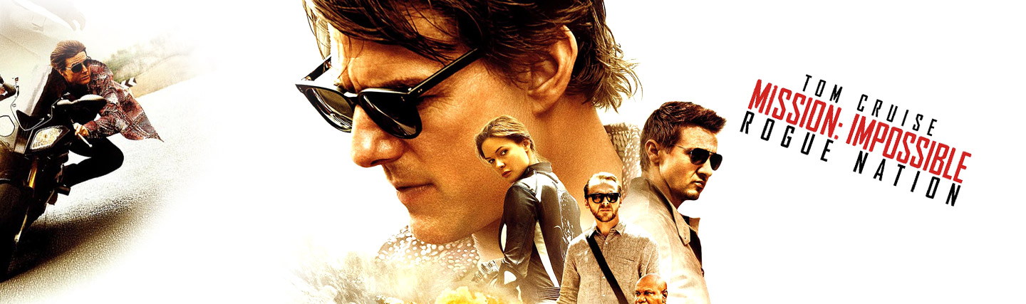 Mission: Impossible – Rogue Nation (English)