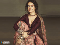 Celebrity wallpapers of Sanya Malhotra