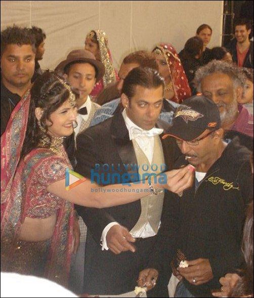 On-the-sets of Salman Khan starrer Veer - Bollywood Hungama