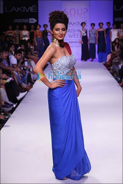 Check Out: Celebrity showstoppers on at LFW W/F Day 4
