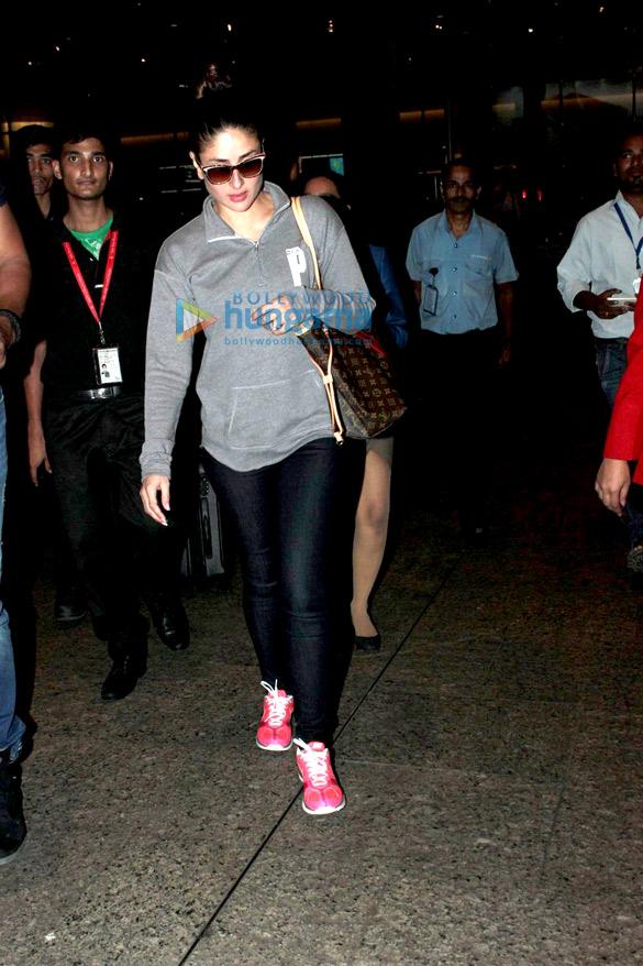 Kareena Kapoor Khan returns from Malabar Gold event in Dubai