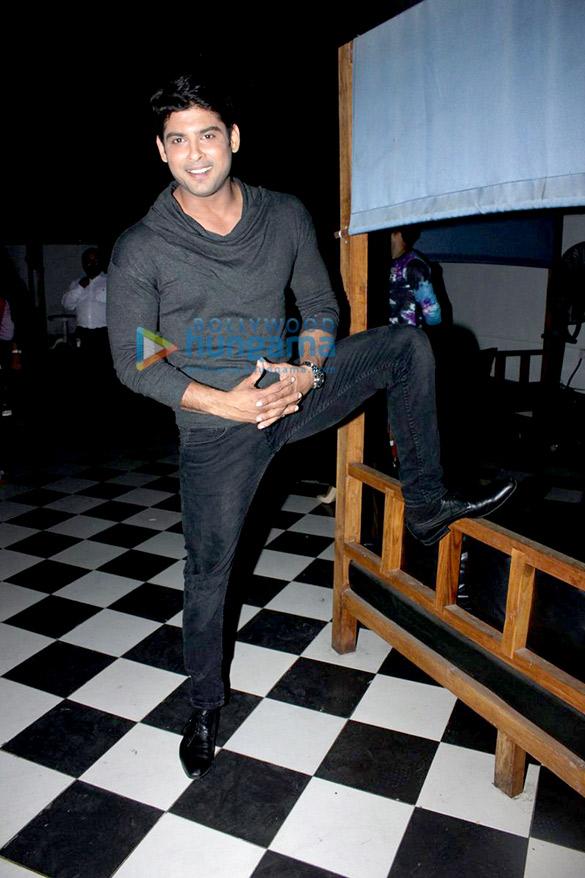 Arjun Kapoor attends the launch of the show 'Khatron Ke Khiladi'