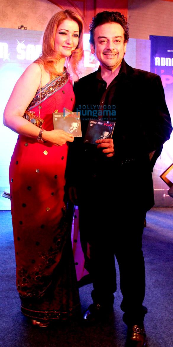 Launch of Adnan Sami's album 'Press Play' | Adnan Sami, Roya