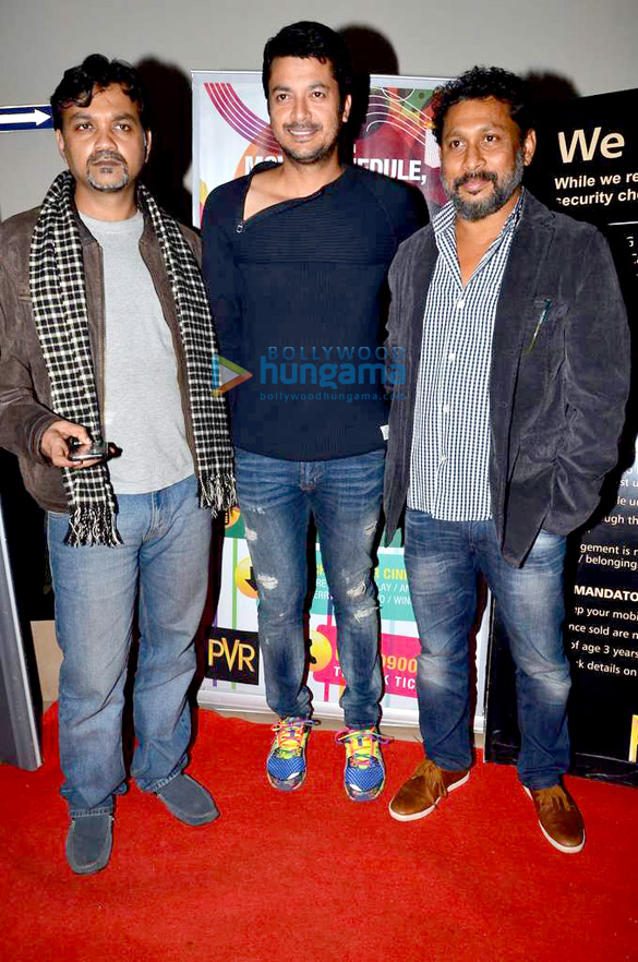 Juhi Chawla at Prosenjit's film screening | Jishu Sengupta, Shoojit