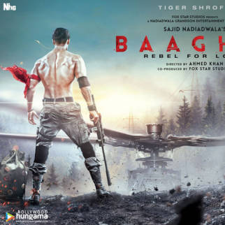 Movie Wallpapers Of The Movie Baaghi 2