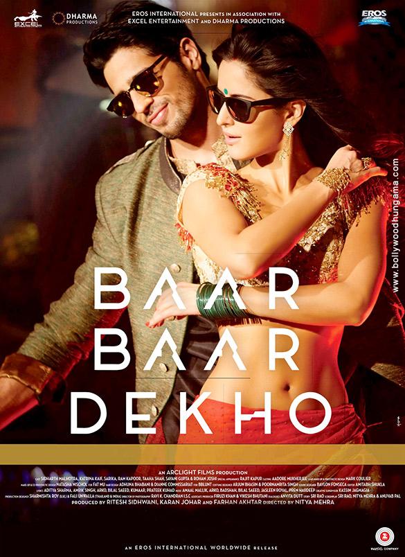 BAAR BAAR DEKHO (2016) con KATRINA KAIF + Jukebox + Sub. Español + Online Baar-Baar-Dekho-1