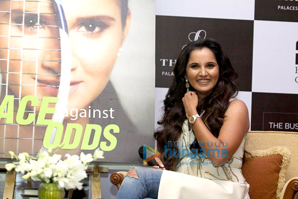 Salman Khan launches Sania Mirza's book 'Ace Against Odds