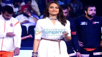 Sonakshi Sinha graces 'Star Sports Pro Kabaddi Season 4'