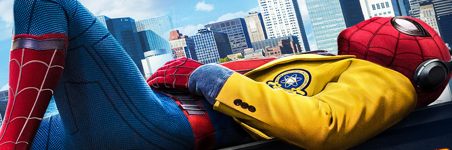 Spider-Man Homecoming (English)